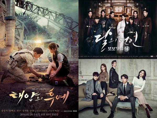 5 Drama Korea Dengan Biaya Produksi Termahal (Part 5)
