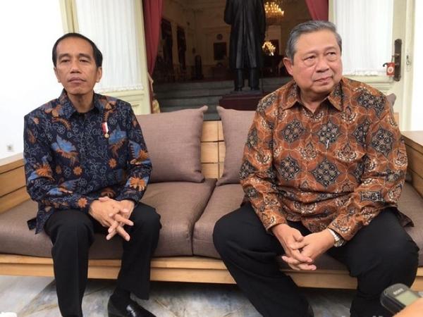 SBY Bandingkan Kondisi Ekonomi Eranya dengan Jokowi: Ada Masalah di Negeri Ini