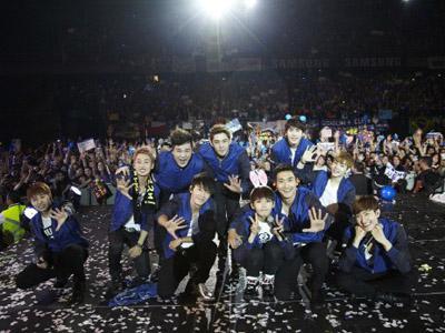 Demi Tiket Super Show 5, Fans Super Junior di Meksiko Rela Antri Tiga Hari!