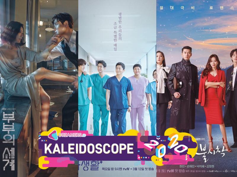 7 Drama Korea dengan Rating Tertinggi di Tahun 2020
