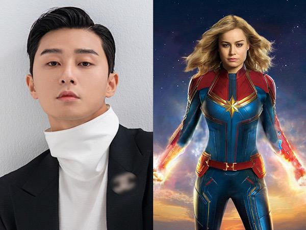 Park Seo Joon Diincar untuk Bintangi Film Captain Marvel 2: The Marvels