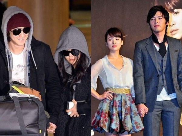 Deretan Artis Korea Ini Kena Cinlok, Tapi Hubungannya Kandas!
