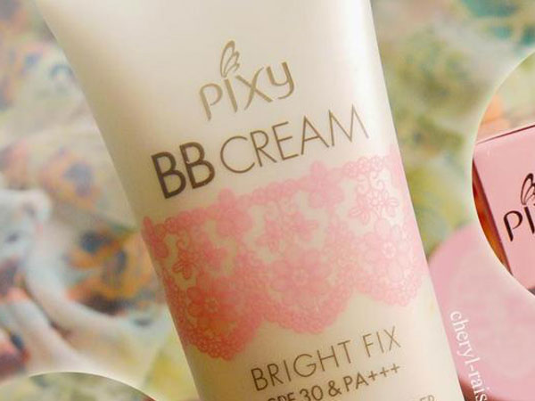 Review : Pixy BB Cream Bright Fix