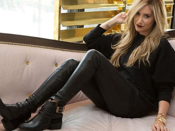 Resmi Jadi Istri Musisi, Ashley Tisdale Belum Siap Punya Anak