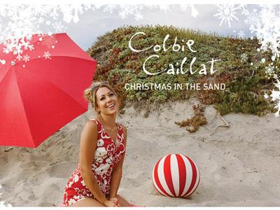 Colbie Caillat Rilis Album Liburan Natal