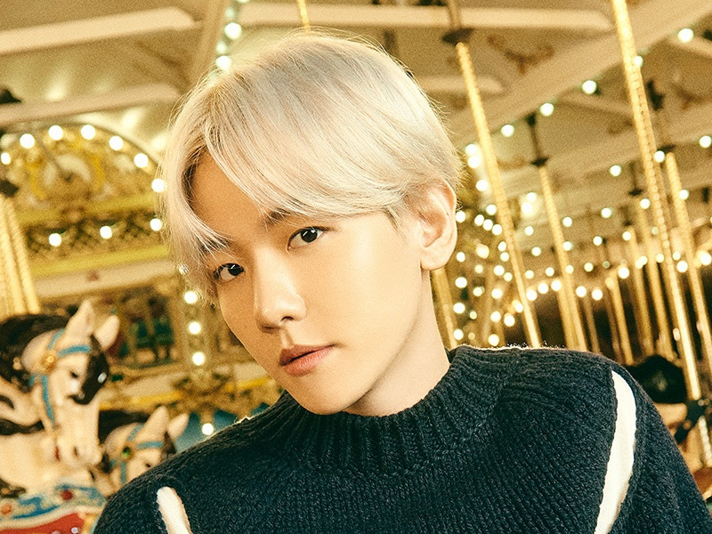 Rilis Lagu Baru, Baekhyun EXO Akan Gelar Konser Solo Online