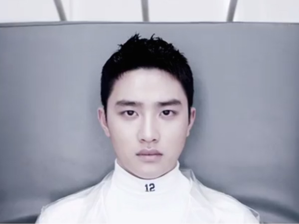 EXO Bocorkan Tema Futuristik di Teaser Video Musik 'Lucky One'