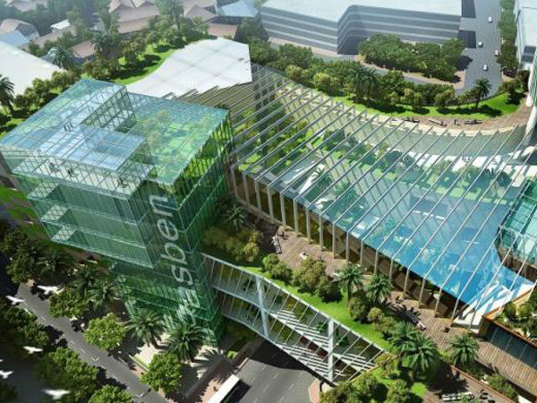 Dijadikan Pusat Bisnis Ibukota, Pasar Benhil Siap Transformasi Jadi Lebih Megah!