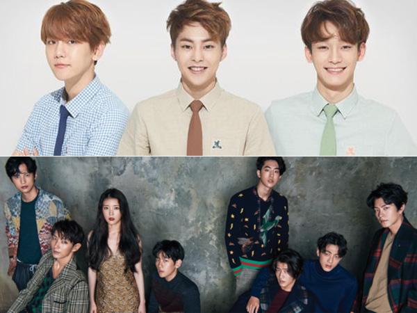 Susul Taeyeon SNSD, Tiga Member EXO Juga akan Nyanyikan OST Drama 'Scarlet Heart'