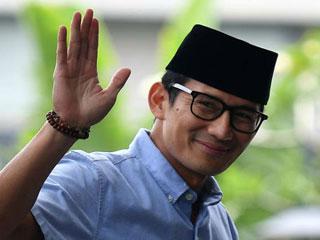 Yang Dinanti, Begini Ucapan Sandiaga Uno Kepada Presiden-Capres Terpilih Jokowi - Ma'ruf