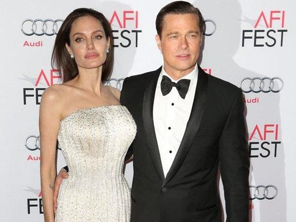 Makin Kurus, Brad Pitt Khawatir dengan Kondisi Kesehatan Angelina Jolie