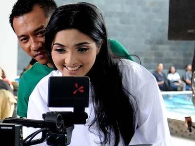 OMG! Ashanty Bakal Perankan Wanita Nakal