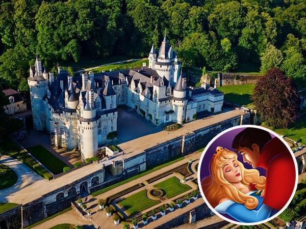 Berkunjung Ke Kastil Klasik Yang Menginspirasi Kisah Dongeng 'Sleeping Beauty'