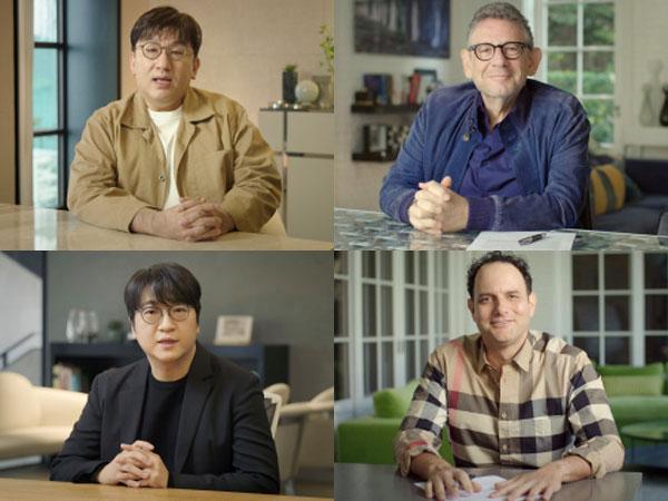 Big Hit dan Universal Music Akan Bentuk Boy Group Global