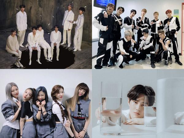 Suho Debut dengan Album Solo, Inilah Idola K-Pop yang Tempati Chart Billboard World Albums