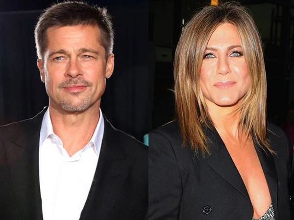 Kehadiran Brad Pitt di Pesta Ulang Tahun Jennifer Aniston Bikin Heboh!