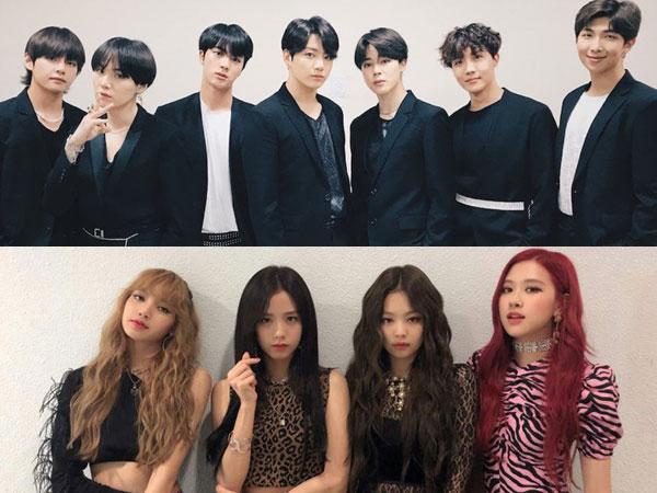 Lagu BTS dan BLACKPINK Masuk Daftar 'Best Songs of 2018' Versi New York Times