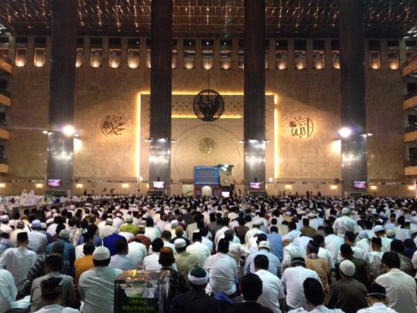 Seruan Menteri Agama Soal Ceramah di Rumah Ibadah Agar Tak Memecah Belah Bangsa