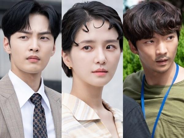 Kim Min Jae dan Hwang Hee Lindungi Park Gyu Young yang Murka