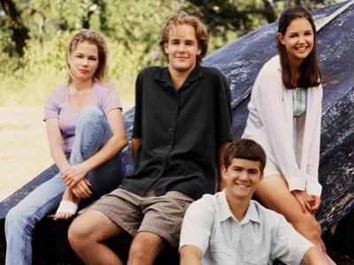 Dawson's Creek Salah Satu Penyebab Cerai Katie-Tom?