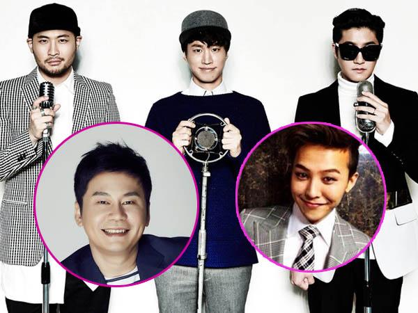 Kocak, Epik High Parodikan Obrolan Yang Hyun Suk dan G-Dragon Big Bang