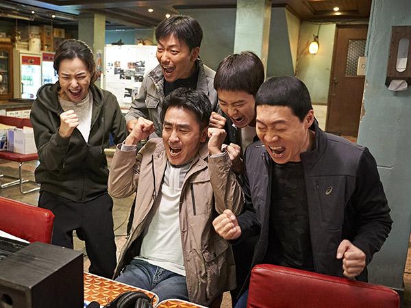 'Extreme Job' Kembali Pecahkan Rekor Film Komedi Korea Capai 10 Juta Penonton