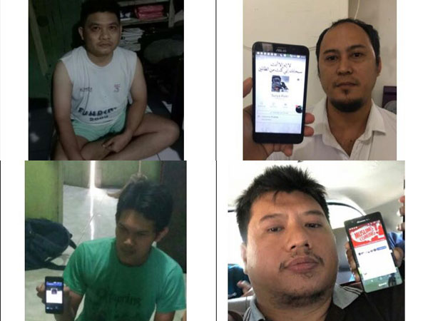 Ini Dia 'The Family MCA', Sindikat Penyebar Isu Provokatif yang Dibongkar Polisi
