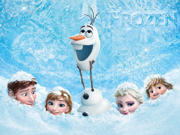 Duh, Disney Digugat Karena 'Frozen' Hasil Jiplak?