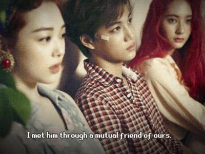 F(x) Rilis Teaser Comeback Bareng Kai EXO!