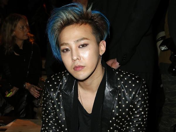 G-Dragon Dilaporkan Terlibat Kecelakaan Beruntun Ringan
