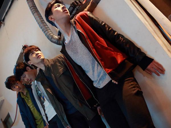 Baru Rilis, Teaser Video Film 'Glory Day' Hadirkan Kisah Dramatis Persahabatan 4 Karakter Utamanya