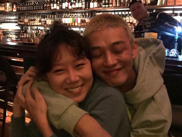 Sahabat Dekat, Manisnya Dukungan Gong Hyo Jin untuk Yoo Ah In