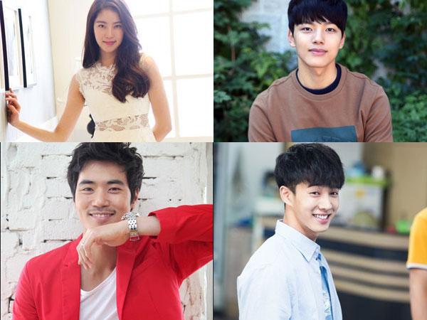 Gong Seung Yeon Hingga Gikwang Highlight Siap Meriahkan Drama Sci-Fic Baru tvN!