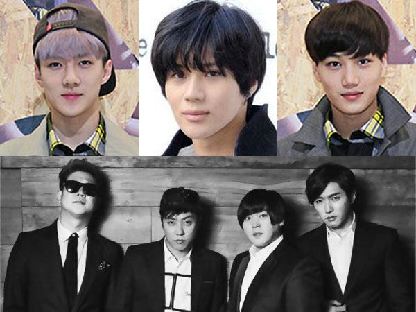 Member EXO, SHINee, dan Grup K-Pop Legendaris Siap Tanding di SBS 'Running Man'!