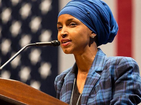 Ilhan Omar, Perempuan Berhijab Pertama di Parlemen Amerika Serikat