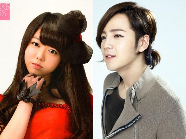 Member AKB48 Ini Tuai Kritikan Usai Dianggap Tak Sopan ke Jang Geun Suk