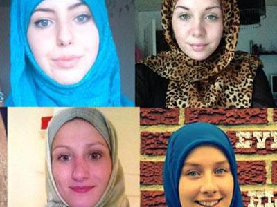 Galang Solidaritas, Wanita Swedia Kini Berjilbab