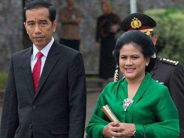 Curhat Iriana yang Tak Pernah Dapat Kata 'I Love You' dari Jokowi Selama 32 Tahun Menikah