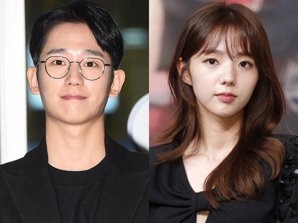 Jung Hae In dan Chae Soo Bin Dikonfirmasi Jadi Pasangan dalam Drama Baru tvN