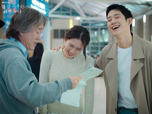 Berakhir Manis, Seluruh Staf dan Pemain Drama 'Something in the Rain' Bakal Liburan Bareng