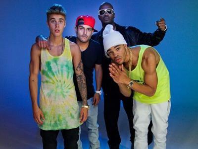 Justin Bieber Nge-rap Bareng Juicy J di Lagu Baru Maejor Ali!