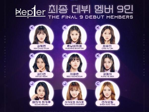 Profil Member Kep1er, Girl Grup Jebolan 'Girls Planet 999'
