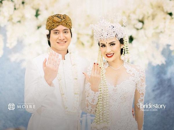 Kevin Aprillio Resmi Nikahi Vicy Melanie, Dapat Ucapan Selamat dari Presiden Jokowi