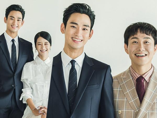 Hasil Foto Keluarga Kim Soo Hyun, Seo Ye Ji, dan Oh Jung Se Dirilis