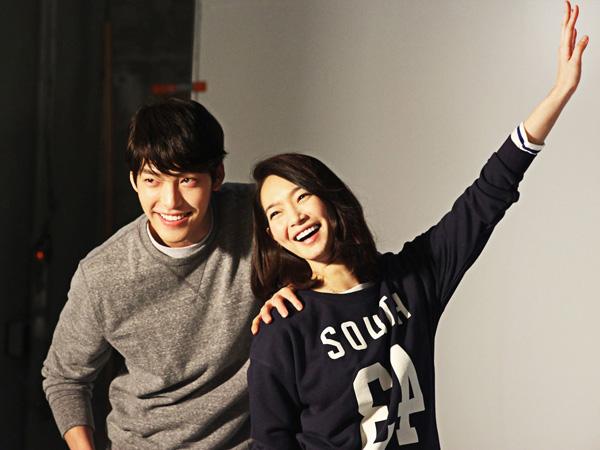 Hubungan Asmara Terungkap, Kim Woo Bin dan Shin Min Ah Kembali Syuting Iklan Bareng?
