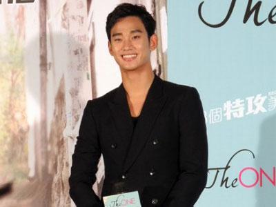 Kim Soo Hyun Disambut 300 Orang Fans Dalam Acara Premiere Film Hongkong