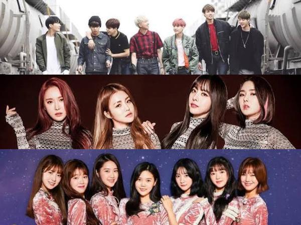 Lagu-Lagu Ini Selamatkan Grup K-Pop dari Ancaman Bubar