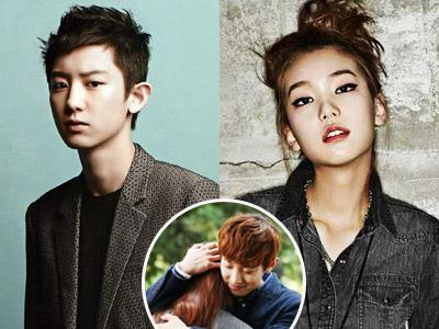 Chanyeol EXO dan Model Lee Ho Jung Mesra di Teaser MV Baru K.Will!