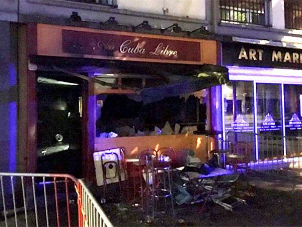 Ledakan di Sebuah Pesta Ulang Tahun di Bar Perancis, Belasan Orang Tewas