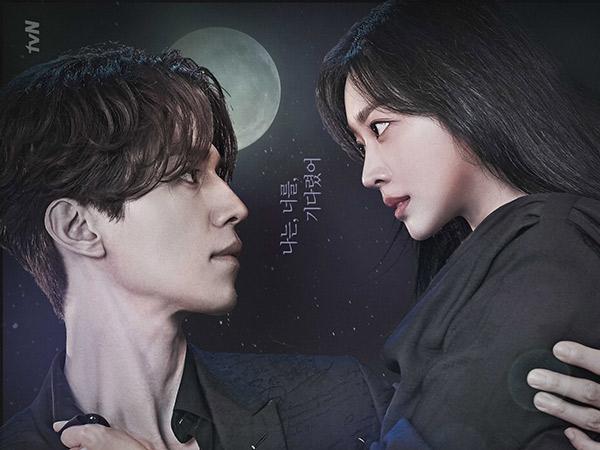 Lee Dong Wook dan Jo Bo Ah Saling Menatap Tajam di Poster Drama Tale of the Nine Tailed
